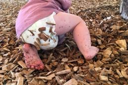 Primære sanser - lad dit barn lege udenfor