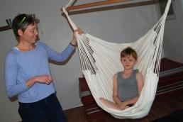 Lene Knudsen - motorisk test barn