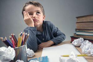 Artikel om motorisk afklaring - De urolige drenge