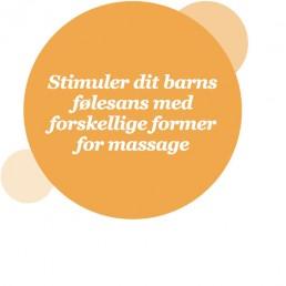 Motorik - stimuler dit barns følesans med massage