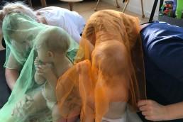 Lene Knudsen, Børn og motorik